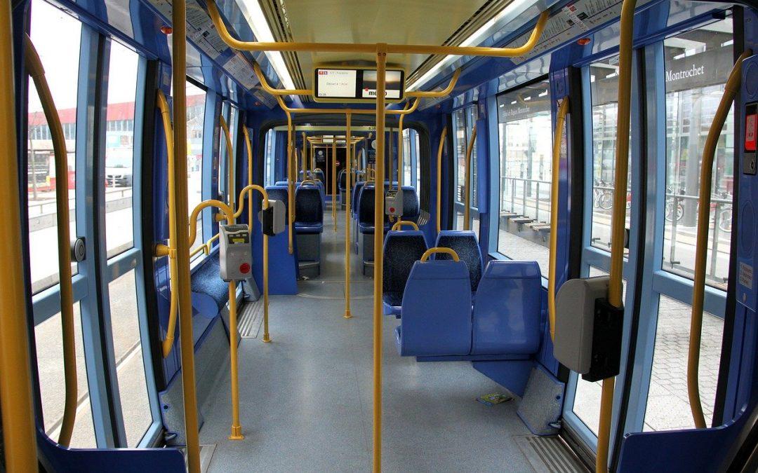 Manfaat naik transportasi umum dalam keseharian