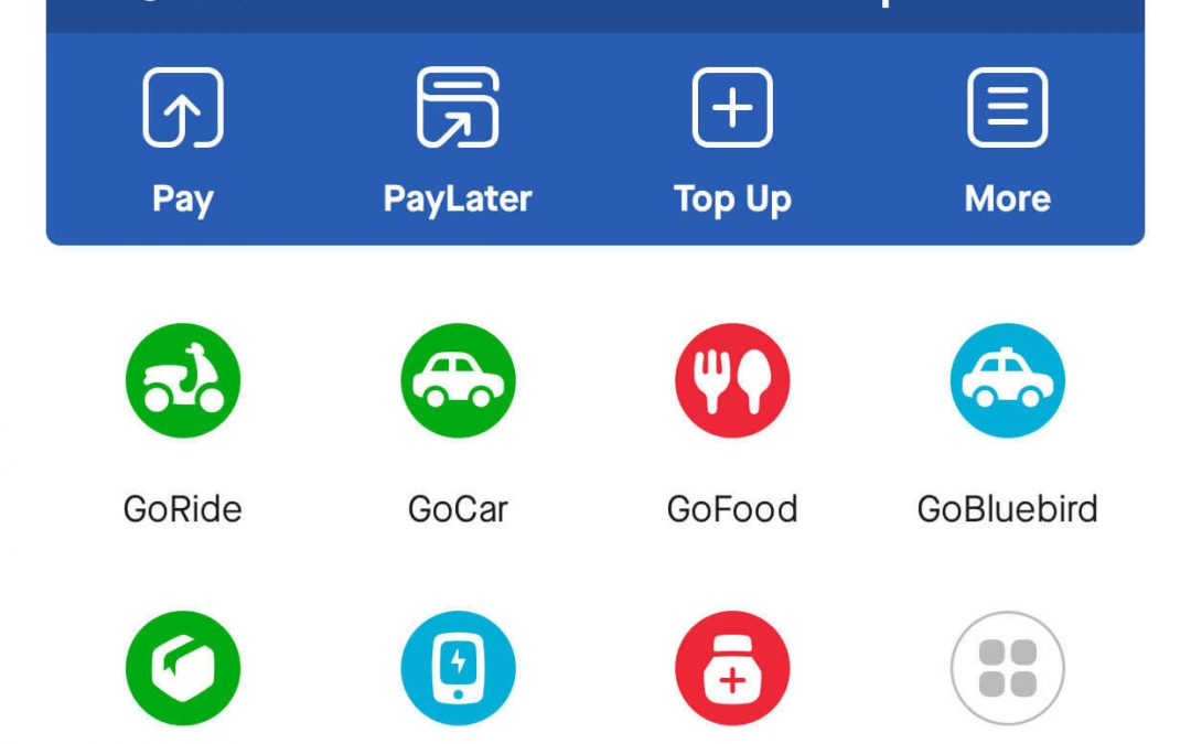 yuk beli Voucher Go-Ride demi tarif Go-Ride yang lebih ekonomis!