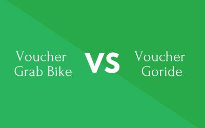 Mana yang lebih hemat: voucher grab bike atau voucher goride?
