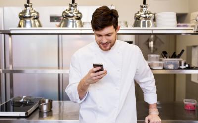 Yok #DiRumahAja lebih produktif dengan mencoba resep masakan dari Yummy App