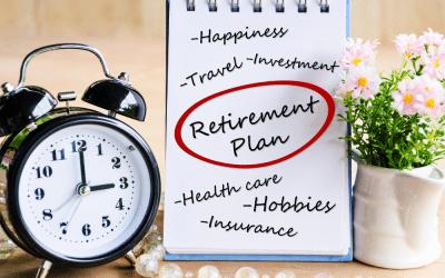 Strategi saya dalam menyiapkan dana pensiun