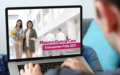 Pertimbangan mengapa Maestro Optima Care layak dinobatkan sebagai Asuransi Kesehatan terbaik